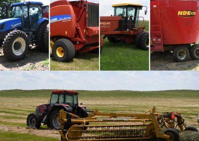 Stewart Ranch Equipment Auction